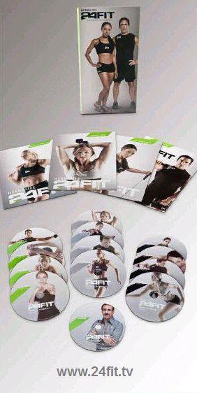 24 fit dvds